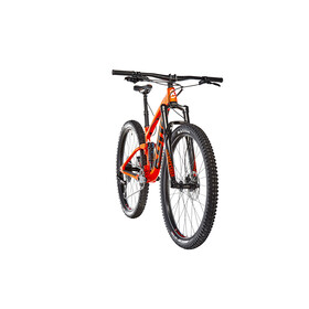 Kona Satori DL orange/black